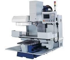 Các bộ phận, cấu tạo máy phay CNC
