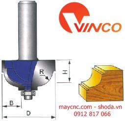 Dao CNC  CLASSICAL COVE BIT