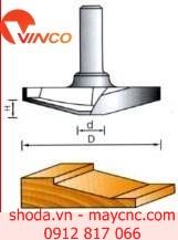 Dao CNC CLASSICAL PLUNGE BIT-15°