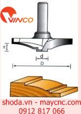 Dao CNC CLASSICAL PLUNGE BIT-B