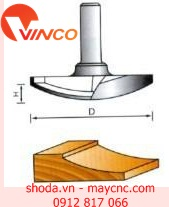 Dao CNC CLASSICAL PLUNGE BIT-C