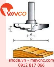 Dao CNC CLASSICAL PLUNGE BIT-CH