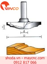 Dao CNC CLASSICAL PLUNGE BIT-F
