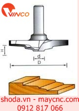 Dao CNC CLASSICAL PLUNGE BIT-for wood