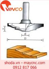 Dao CNC CLASSICAL PLUNGE BIT-H