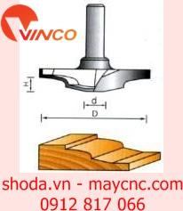 Dao CNC CLASSICAL PLUNGE BIT-LX