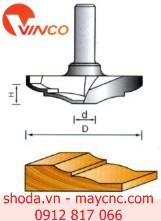 Dao CNC CLASSICAL PLUNGE BIT-ss