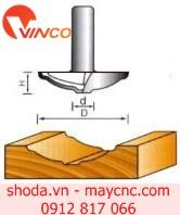 Dao CNC CLASSICAL PLUNGE BIT-XQ