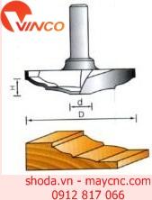 Dao CNC CLASSICAL PLUNGE BIT-YQ