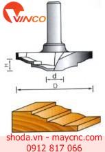 Dao CNC CLASSICAL PLUNGE BIT-z