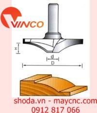 Dao CNC CLASSICAL PLUNGE BIT-ZX