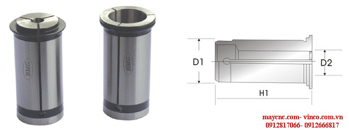Folder-type cylinder upright