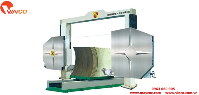 Máy CNC đá ST -2500/3000