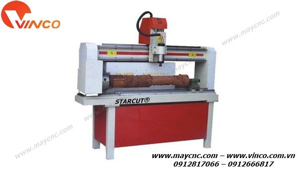Máy CNC đục tượng gỗ đa chức năng