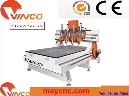 Máy CNC ST25Q-D4-CXM