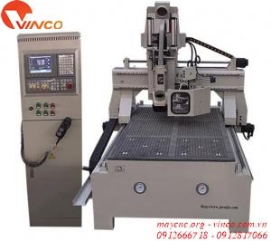 Máy khắc gỗ CNC chuyên nghiệp RJ 1325ATC