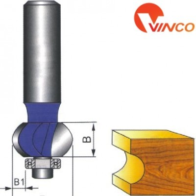 Dao CNC ARCHTYPE ROUTER BIT