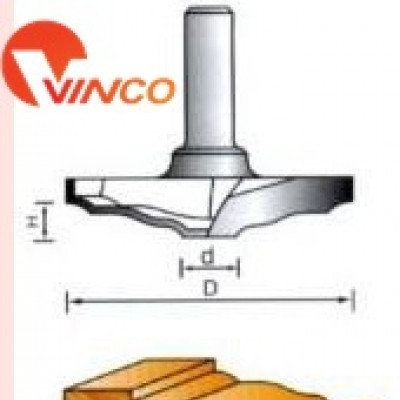 Dao CNC CASSICAL PLUNGE BIT-JL