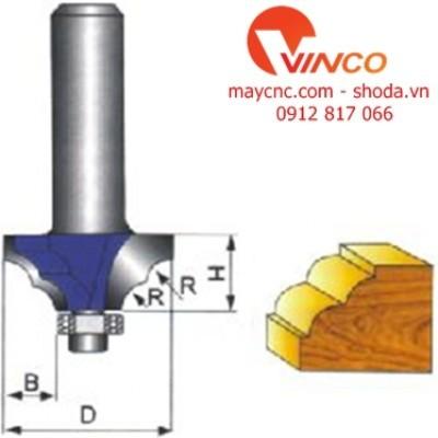 Dao CNC  CLASSICAL MOULDING BIT