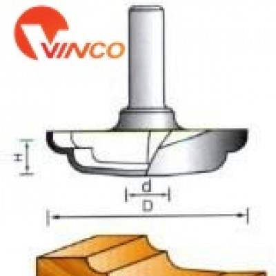 Dao CNC CLASSICAL PLUNGE BIT-D