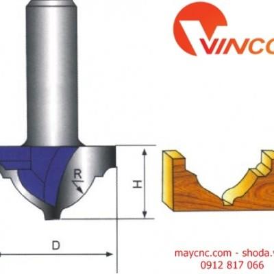 Dao CNC CLASSICAL PLUNGE BIT-wood