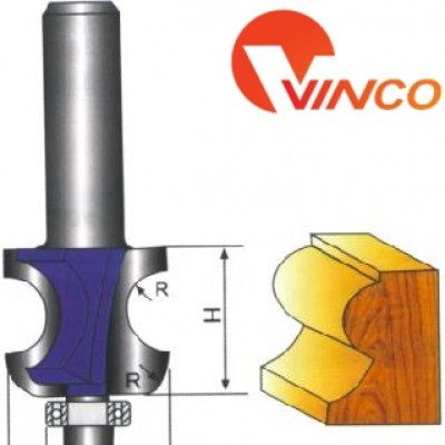 Dao CNC  EDGE BEADING BIT