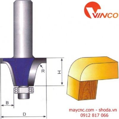 Dao CNC UNDERMOUNT BOWL BIT