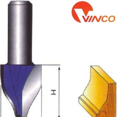 Dao CNCVERTICAL RAISED PANEL BIT