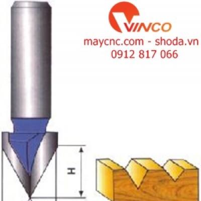 "Dao CNC ""V""GROOVE BIT"