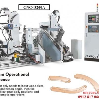 Máy chế biến gỗ CNC-D200A