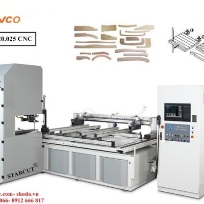 Máy chế biến gỗ YC-020.025CNC