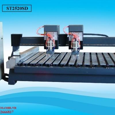 Máy CNC cắt khắc đá ST2520SD