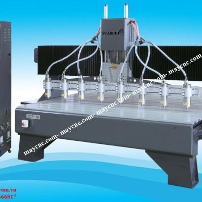 Máy CNC cắt khắc gỗ ST2125-8H