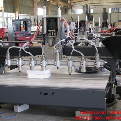 Máy CNC nhiều đầu ST1625TC
