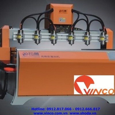 Máy đục vi tính CNC 1513