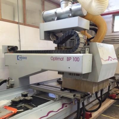 Máy gia công trung tâm gỗ WEEKE OPTIMAT BP100 - 103