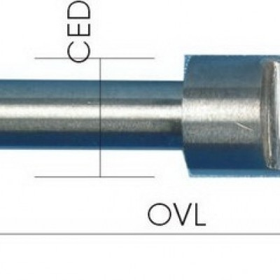 SOLID CARBIDE V BITS