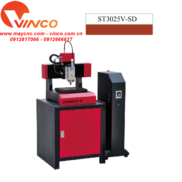 May CNC Mini ST 3025V-SD
